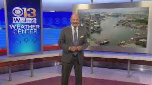Weather Blog: Thunderstorms Again [Video]