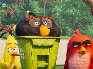 News video: The Angry Birds Movie 2: Movie Review