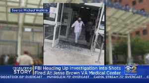 News video: FBI Leading Investigation Into Shots Fired At Jesse Brown VA Medical Center