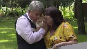 £1 million scratchcard winners thank pet for payout [Video]