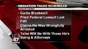 News video: Former MSU employee in mediation talks