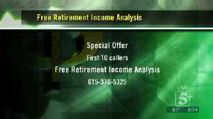 Retirement Report: Why Are Taxes Such an Important Part of Your Retirement? P.3 [Video]