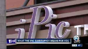 iPic bankruptcy: What's it mean to you? [Video]