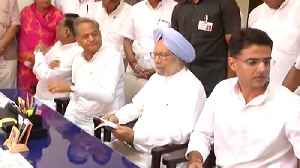 Former PM Manmohan Singh speaks on Art 370 move, invokes 'idea of India' [Video]