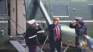 President Trump Visits A Beaver Co. Plant [Video]