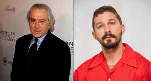 Robert De Niro and Shia LaBeouf set for After Exile [Video]