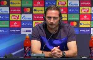 Lampard welcomes female refereeing team for Super Cup match [Video]