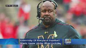 University Of Maryland Starts Anew Under Locksley, Who Returns To Roots [Video]