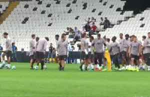 Liverpool train ahead of Super Cup clash [Video]