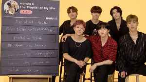 Monsta X Creates The Playlist of Their Lives [Video]