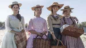 See the First Trailer For Greta Gerwig's 'Little Women' | THR News [Video]