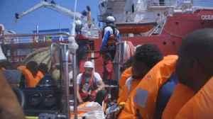 507 migrants stranded in Mediterranean [Video]