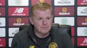 News video: Lennon bemoans passive Celtic