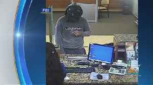 FBI Searching For Plastic Bag Wearing Robber Who Targeted Bank In Wilton Manors [Video]