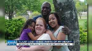 Grandfather of three killed in MN crash mourns [Video]