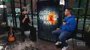 Ross Golan Discusses His Album, 'The Wrong Man' [Video]