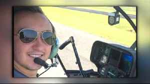 VIDEO Pilot hurt in helicopter crash speaks with 69 News [Video]