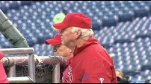 News video: Charlie Manuel Named Phillies Hitting Coach