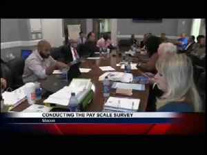 Healthcare and Benefits Committee to conduct Macon-Bibb pay scale survey [Video]