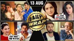 Ranbir Kapoor EMOTIONAL, Sara Ali Khan Birthday Party, Priyanka Chopra Wedding FACTS | Top 10 News [Video]
