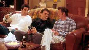 'Friends' heads to theaters in honor of 25th anniversary [Video]