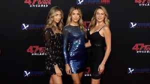 News video: Scarlet, Sistine and Sophia Stallone