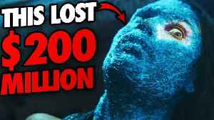 10 Most Expensive Movie Flops [Video]
