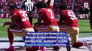 NBA Coach Gregg Popovich Praises Colin Kaepernick's Patriotism [Video]