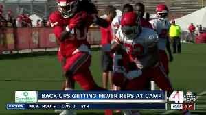 News video: Chances to impress Chiefs' coaching staff dwindle