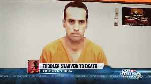 Father on trial for murder, pleads guilty to child abuse charges [Video]