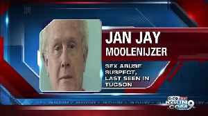 FBI seeking sex abuse suspect last seen in Tucson [Video]