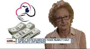 Local family says guardianship cost elderly woman $123K for 3 months of care [Video]