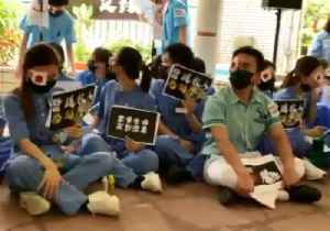 Medical Staff 'Condemn' Use of Force by Police in Hong Kong Protests [Video]