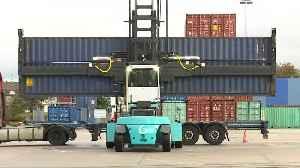 News video: Global economy: Germany shrinks, China worsens