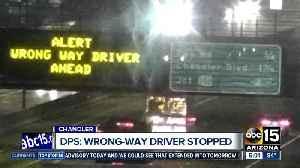 Wrong-way driver epidemic in Arizona [Video]