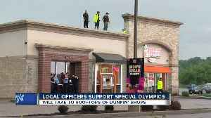 """Cop on a Rooftop"" event happening at area Dunkin' locations Friday [Video]"