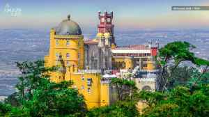 Unusual Portuguese Palace is a Magnificent Mishmash of Different Styles [Video]