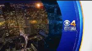 News video: WBZ Evening News Update For August 13