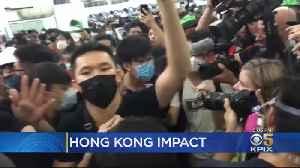 Hong Kong Protests Impacting Bay Area Travel, Trade [Video]