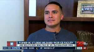 Former BC student released from ICE facility [Video]