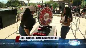 Win free Raising Cane's for a year at Speedway location's grand opening Aug. 13 [Video]