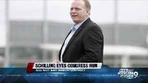 News video: Curt Schilling says he may run for Congress in Arizona