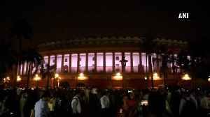 Dynamic facade lighting of Parliament House Estate [Video]
