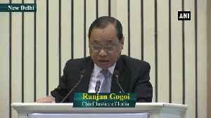 Gap that exists in CBI is qualitative and quantitative says CJI Ranjan Gogoi [Video]