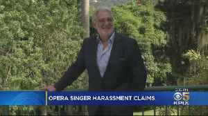SF Opera Cancels Placido Domingo Concert After Allegations Of Sexual Harassment [Video]
