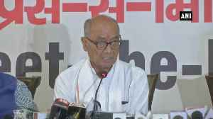 News video: Digvijaya Singh: Those questioning Pulwama intel failure declared traitors