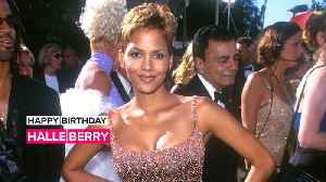 News video: Proof Halle Berry has been a style icon for 20 years