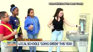 Palm Beach County, Treasure Coast schools work to become more environmentally friendly, reduce waste [Video]