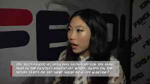 Awkwafina to star in The Last Adventure of Constance Verity [Video]