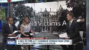 I-Team: Charlie Specht on opening of Child Victims Act lookback window [Video]